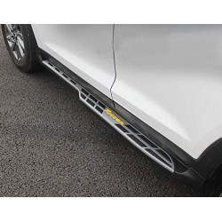 Hyundai Tucson 2016-2019-Estribos laterales