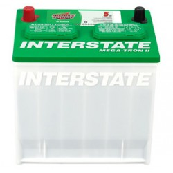 MT-35-ES Bateria Interstate-12 Voltios