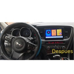 Pantalla Android Kia K5-Optima 2014-2015