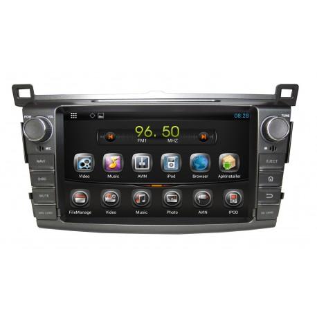 Radio DVD Toyota Rav-4 2014