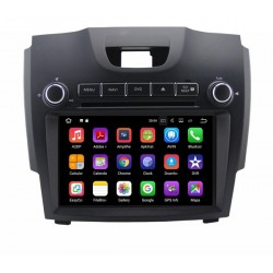 Radio Android Isuzu D-MAX-Chevrolet Colorado S10