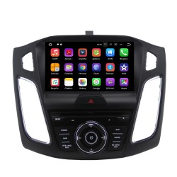 Ford Focus 2012-2015-Radio Android 8.0