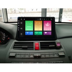 Honda Accord 2008-2012-Radio Android 8.0