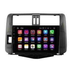 Toyota Prado 2010-2013-Radio Android 8.0