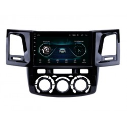 Toyota Hilux 2008-2014-Radio Android 8.1