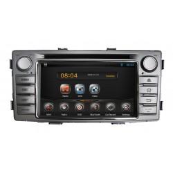 Radio DVD Toyota Hilux 2012