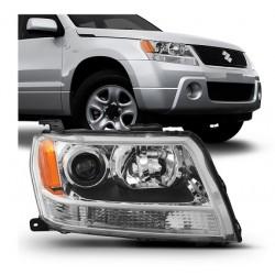 Suzuki Grand Vitara 2005-2010-Pantallas Delanteras