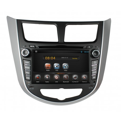 Radio DVD Hyundai Accent 2015