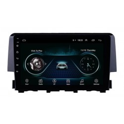 Radio Android 8.1-Toyota Camry 2016-2017