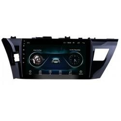 Radio Android-Toyota Corolla