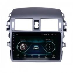 Radio Android 8.1-Toyota Corolla 2009 2010 2011 2012 2013