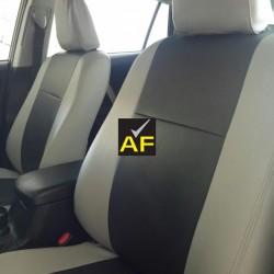 Hyundai i10 Forros de asientos en leatherette (Vynil)