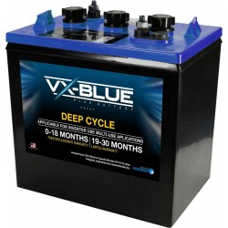 Bateria VX-BLUE de 6 voltios