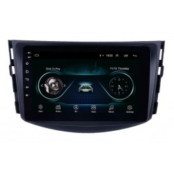 Radio Android 8.1-Toyota RAV-4 2007-2011