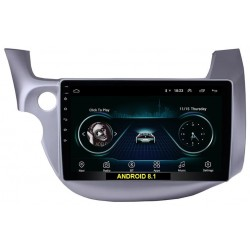 Radio Android 8.1-Honda Fit 2007-2013
