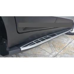 Estribos laterales Hyundai Cantus / Modelo tipo X5 Remplazo del original