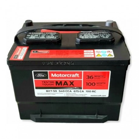 Bateria Motorcraft BXT-59