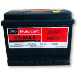 Bateria Motorcraft BXT-47 / BXT-47H5