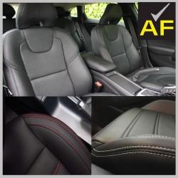 Tapizado de asientos para vehiculos en piel