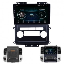 Radio Android 8.1 Nissan Frontier 2009-2012