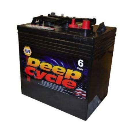 Bateria NAPA-6 Voltios Ciclo Profundo-Uso-Inversores
