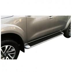 Nissan Frontier 2016 Estribos laterales tipo original / Set de dos piezas