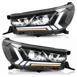 Pantallas Toyota Hilux Revo LED