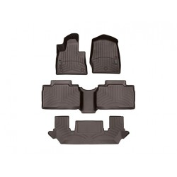 Alfombras Weathertech Ford Explorer 2020