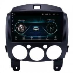 Radio Android 8.1-Mazda Demio 2007-2014