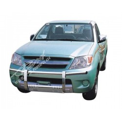 Defensa Toyota Hilux