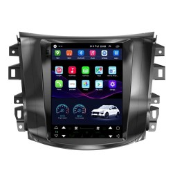 Radio Android Nissan Frontier NP300