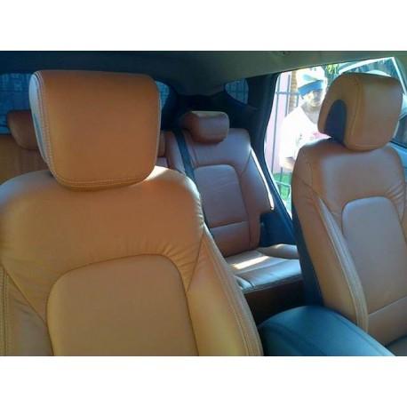 Tapizado de interior en piel para autos en la republica - Cuero para tapizar ...