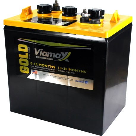 Bateria Viamax Gold para inversores