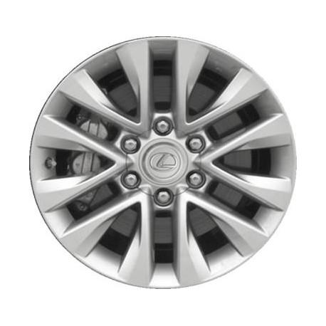 Lexus GX460 2014 Aros de magnesio 20 pulgadas Set de 4 unidades