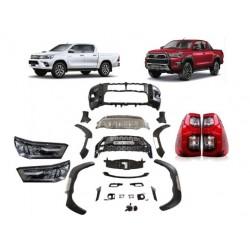 Body Kit TRD-Toyota Revo-Rocco