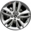 Hyundai Santa Fe 2016 aros 19 de magnesio tipo original