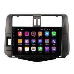 Radio Android Toyota Prado 2010-2013