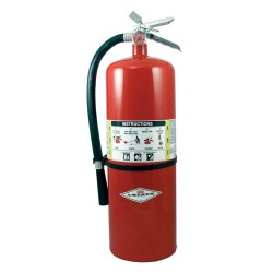Extintor De Fuego 20 Libras