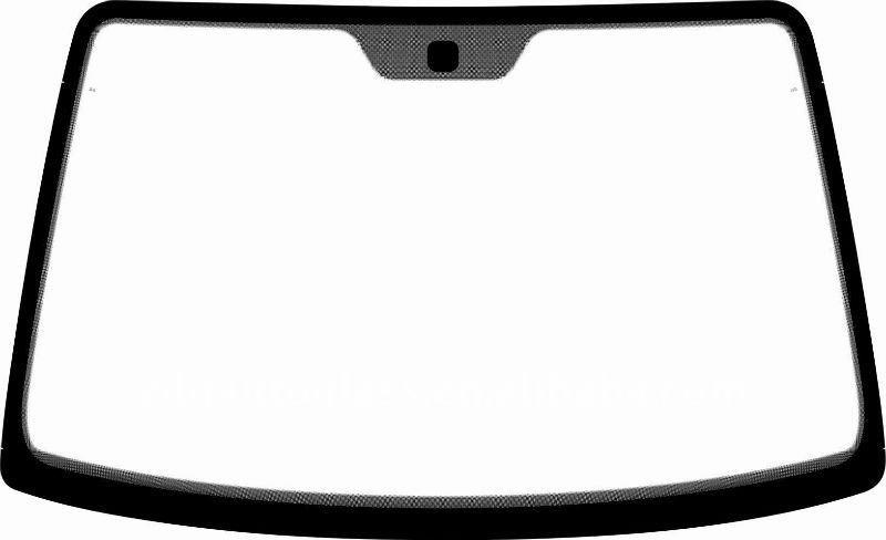 Nissan Frontier 2016 Mas Vidrio delantero de doble hojas / reemplazo del original