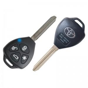 Genius G24Se-Z6 Alarma para automovil control logo Toyota